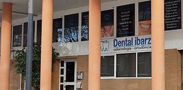 Fachada Clínica Dental Ibarz en Reus