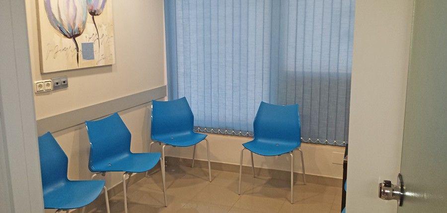 Sala Espera Clínica Dental Reus Ibarz