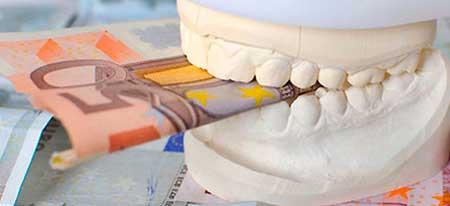 Dentista es caro